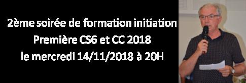 Formation JCS