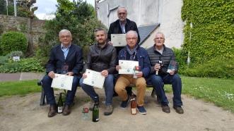 Montjean 2019 les lauréats